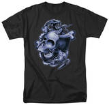 Snake Skull T-shirts