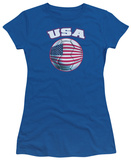 Juniors: USA T-Shirt