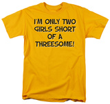 Two Shirt Girls T-shirts