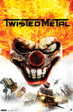 Twisted Metal – Key Art Poster