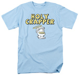 Holy Crapper T-shirts