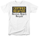 Certified Regifter Shirts