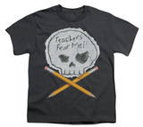 Youth: Teachers Fear Me T-shirts