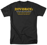 Divorce T-shirts