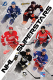 NHL - Superstars 2011 Prints