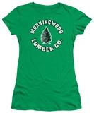 Juniors: Morningwood Lumber T-Shirt
