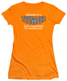 Juniors: Teenager T-Shirt