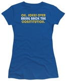 Juniors: Jokes Over Shirt