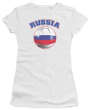 Juniors: Russia T-shirts