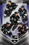LA Kings - Collage 2011 Print
