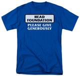 Head Foundation T-shirts