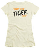 Juniors: I Slept With Tiger Shirts