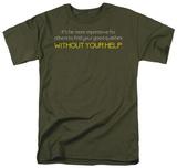 Good Qualities T-shirts
