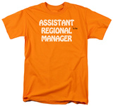 Regional Manager T-shirts