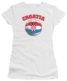 Juniors: Croatia T-shirts