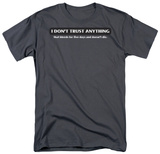 Anything The Bleeds T-shirts