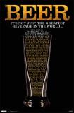 Beer - Greatest Beverage Poster