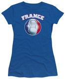 Juniors: France Shirts
