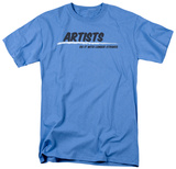 Artists Do It With Longer Strokes T-Shirt