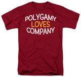 Polygamy T-shirts