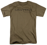 Lawyers Do It As Long As You Can Pay T-Shirts