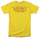 Lemon Juice T-shirts
