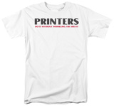 Printers Do It T-shirts