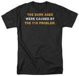 Y1K Problem T-shirts