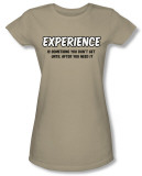 Juniors: Experience Shirt