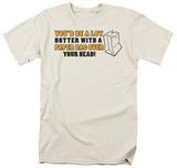 Paper Bag T-Shirt