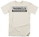 Models Do It T-shirts