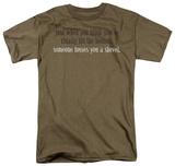 Finally Hit Bottom T-shirts