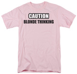 Blonde Thinking T-shirts