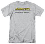 Ambition T-shirts