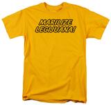 Marilize Legijuana T-shirts
