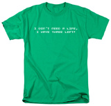 Three Left T-shirts