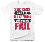 Successful Failure T-shirts