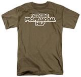 Professional Help T-shirts