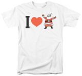 I heart Santa Shirts