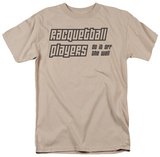 Racquetball Players Do It T-shirts