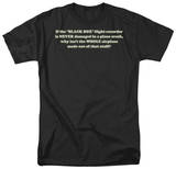 Black Box Recorder T-shirts