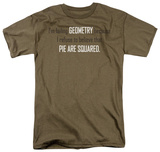 Failing Geometry T-shirts