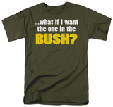 One in the Bush T-shirts