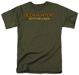 Deer Hunters Do It T-Shirt