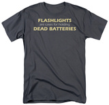 Flashlights T-shirts