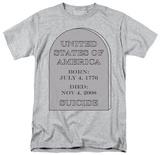 USA Suicide T-Shirt