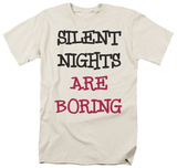 Silent Nights Shirts