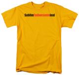 Subliminal T-shirts