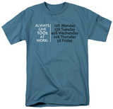 Give 100% at Work T-Shirt