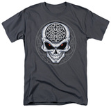Celtic Skull T-shirts